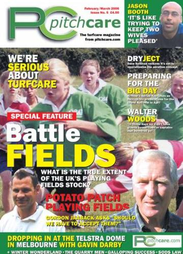Pitchcare Magazine - Issue 5
