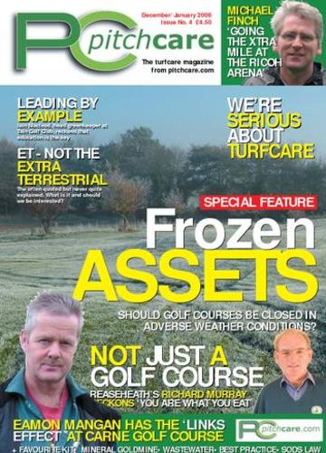 Pitchcare Magazine - Issue 4