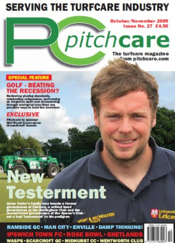 Pitchcare Magazine - Issue 27