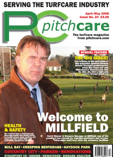 Pitchcare Magazine - Issue 24