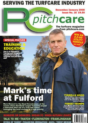 Pitchcare Magazine - Issue 16