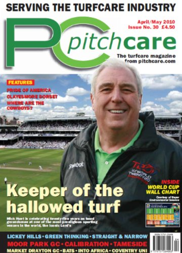 Pitchcare Magazine - Issue 30