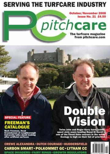 Pitchcare Magazine - Issue 21