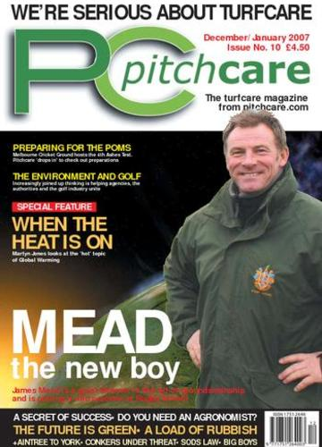 Pitchcare Magazine - Issue 10