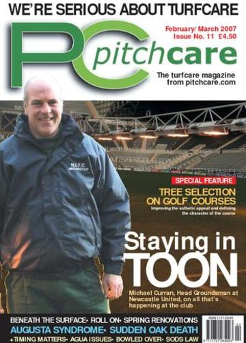 Pitchcare Magazine - Issue 11