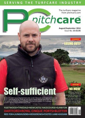 August / September 2016 cover