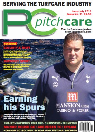 Pitchcare Magazine - Issue 31