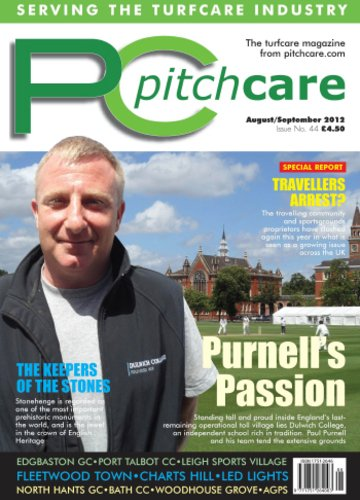 Pitchcare Magazine - Issue 44