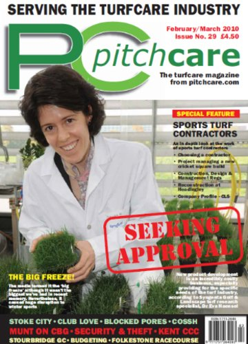 Pitchcare Magazine - Issue 29