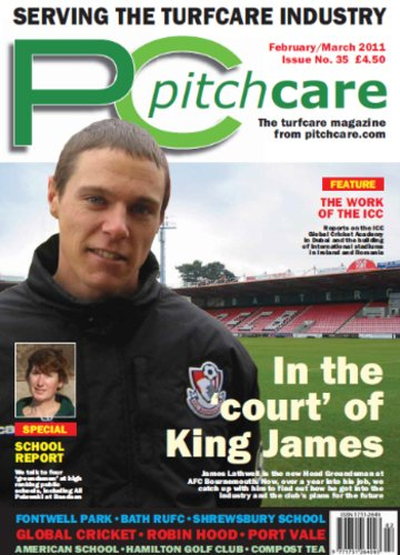 Pitchcare Magazine - Issue 35