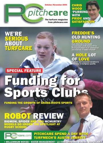 Pitchcare Magazine - Issue 3