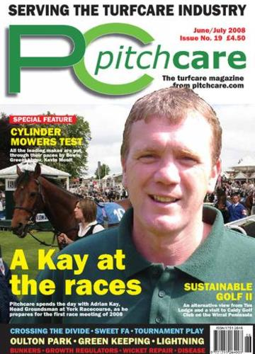 Pitchcare Magazine - Issue 19