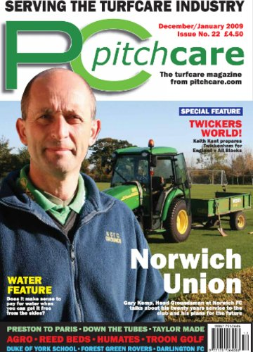 Pitchcare Magazine - Issue 22