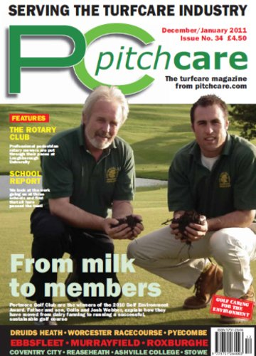 Pitchcare Magazine - Issue 34