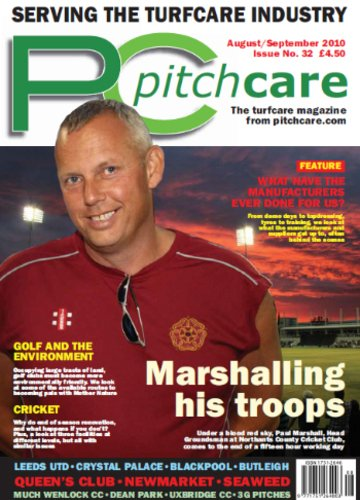 Pitchcare Magazine - Issue 32