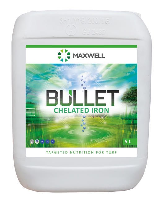 Maxwell Bullet Chelated Iron