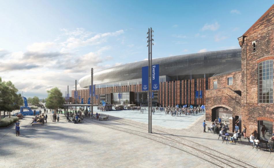 Everton S New Stadium To Unlock Huge Potential After Coronavirus Pitchcare