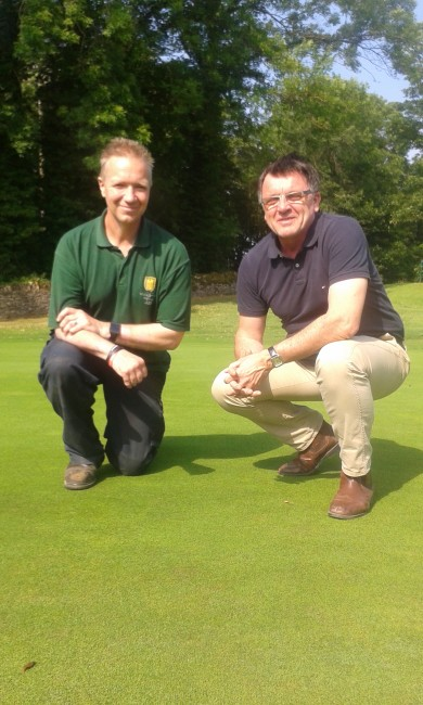Broadway GC use Lebanon Fertiliser