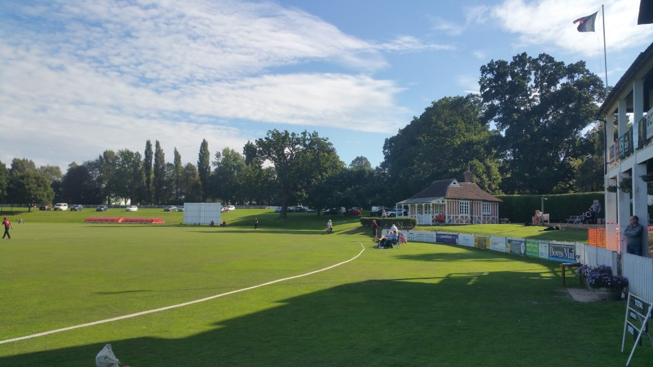 The Mote Cricket Club | Pitchcare Ireland Articles