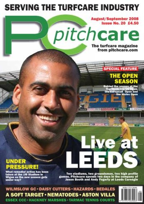 Pitchcare Magazine - Issue 20