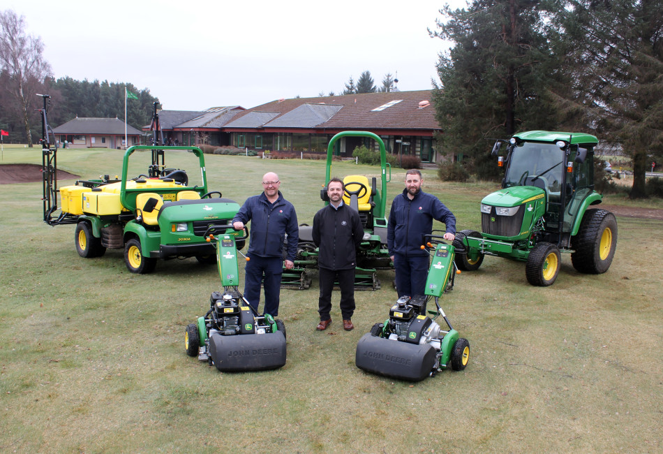 High Standards Maintained At Ladybank Pitchcare Ireland