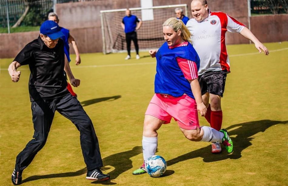 Soccer social society