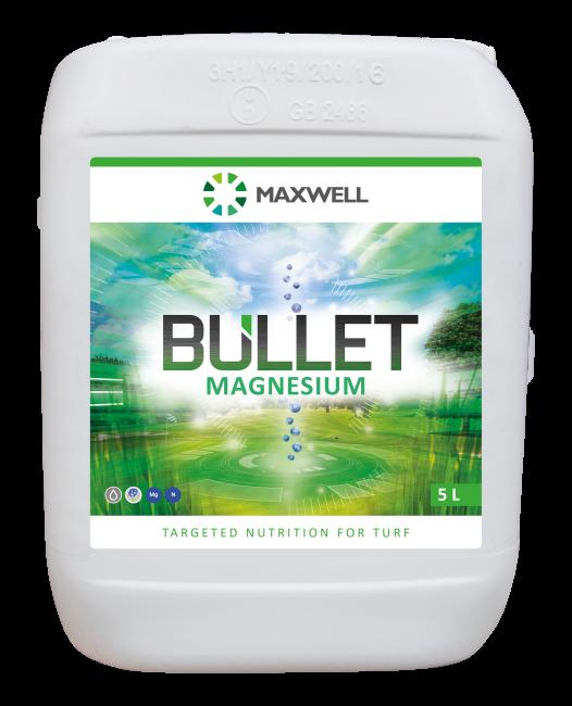 Maxwell Bullet Magnesium