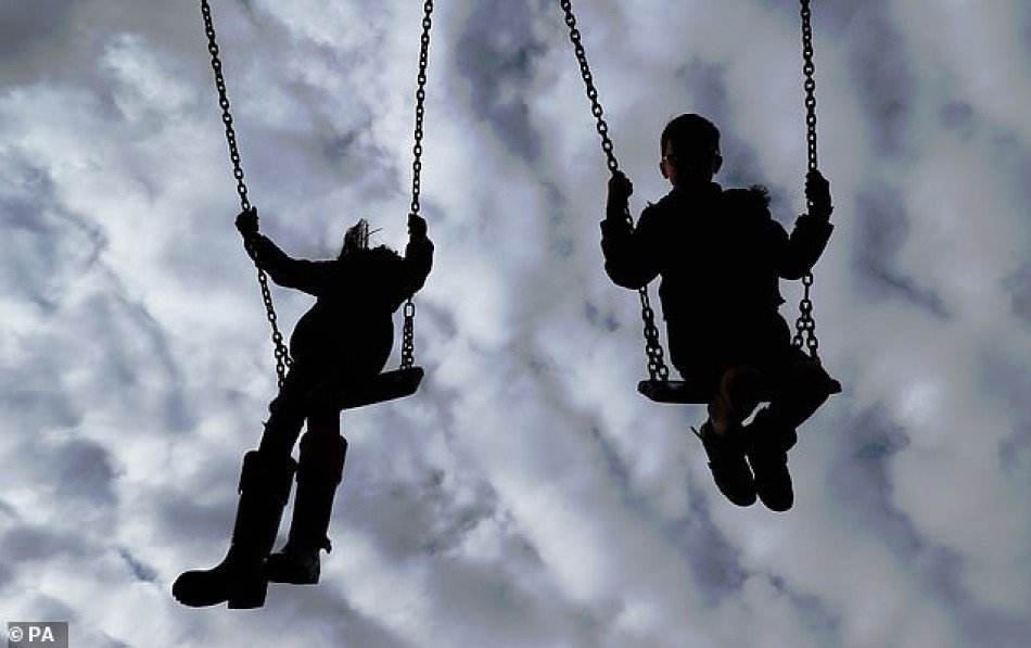 In Britains Playgrounds Bringing In >> Thousands Of Parks In Britain Urgently Need Cash To Avoid Their