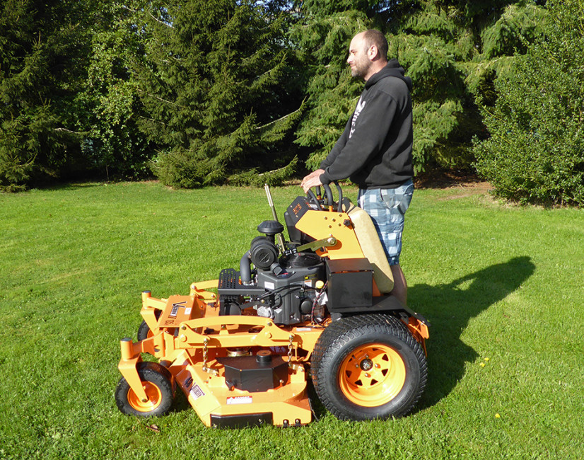 SCAG release the new V-Ride 2 | Pitchcare Ireland Articles