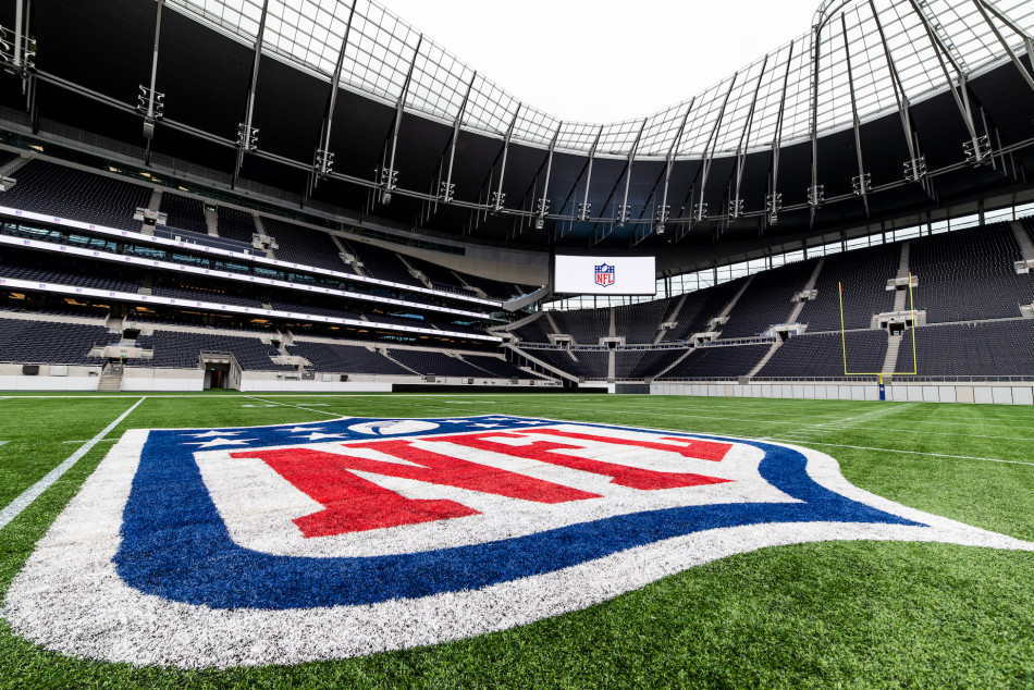 Image result for white hart lane nfl