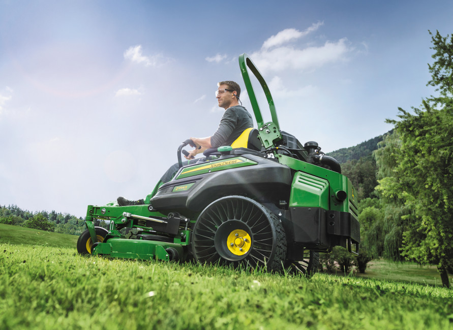 Revolutionary technology on show | Pitchcare Ireland Articles