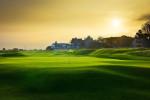Royal Dornoch golf club data tag