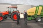 Kubota Corporation Japan have been further clarified by Kubota Tractor Australia's Managing Director, Mr Toshihiko Kawasaki.