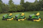 Select Series™ Lawn Tractor Range