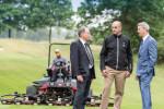 Wisley Golf club data tag