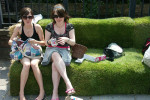 Grass Couch