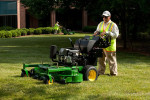 The new WH48A Commercial Walk-Behind Mower