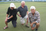 Vandals have trashed the green at Waimauku Bowling Club for the third time in six weeks