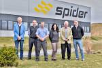 Spider machinery data tag 1