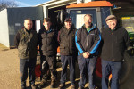 James Hallett, Ben Tyrell, Mark Venner, Rob Mabb, Rob Bayliss
