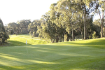 Creswick golf course