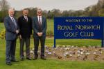 Royal Norwich Peter Todd data tag