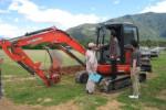 Kubota Hydraulic Excavators
