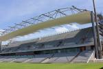 WIN stadium western grandstand