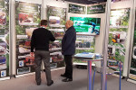 Talking ClearWater on the Highspeed stand at BTME 2016