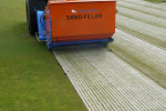 BLEC\'s GKB Sandfiller in action.