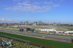 Flemington from the straight
