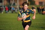 Cheadle Hulme rugby player
