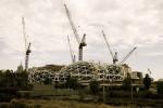 Melbourne's Rectangular Stadium