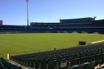 Patersons Stadium finshed